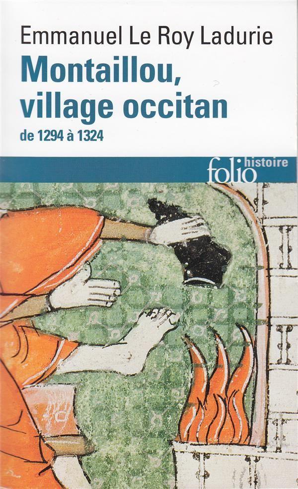 Montaillou, village occitan de 1294 à 1324 Livres et BD