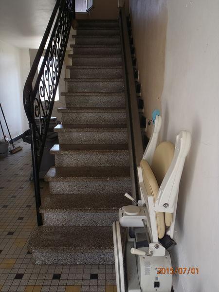Achetez monte escalier occasion annonce vente lavit 82 for Prix monte escalier