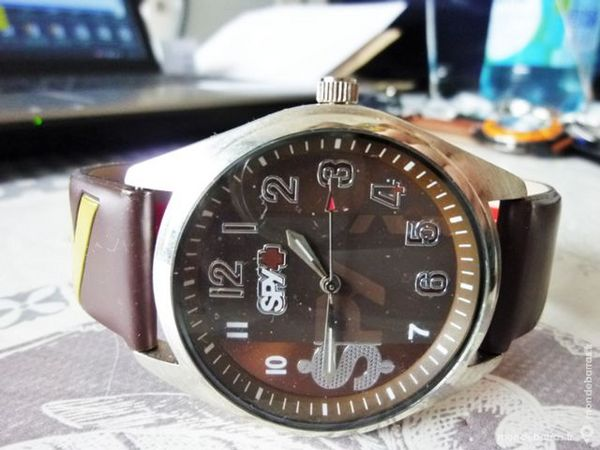 SPY montre analogique série limitée ANA0009 75 Metz (57)