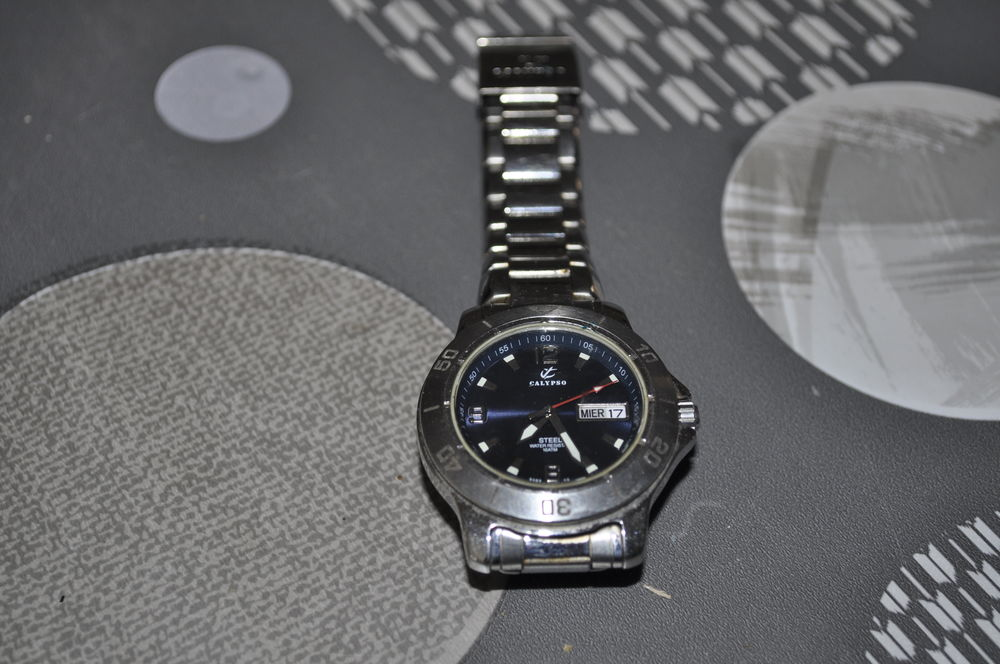 Montre Calypso  Registered model collection 5089   20 Perreuil (71)