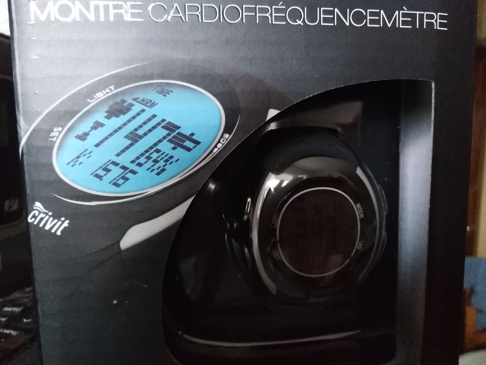 Montre cardiofrequencemetre 20 Macornay (39)