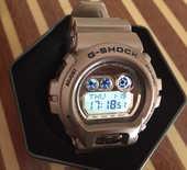 Montre Casio GD-X6900GD-9ER - Série Limitée Crazy Gold 100 Lorient (56)