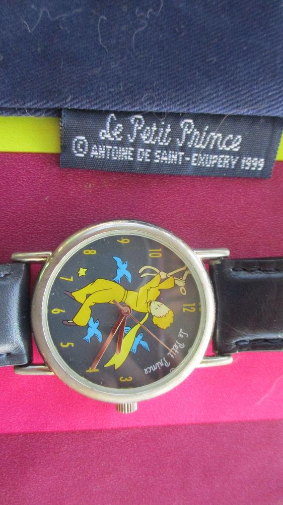 Montre collection le Petit Prince 1999 St Exupéry . 25 Le Vernois (39)