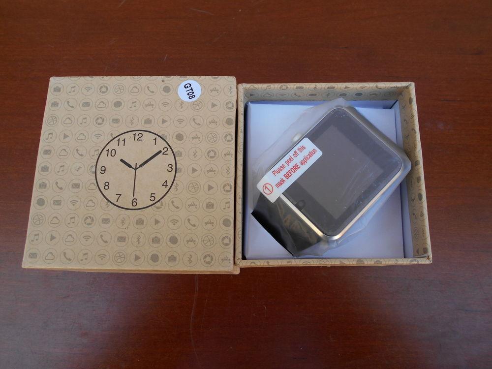 MONTRE CONNECTEE   Smart Watch   20 Dammarie-les-Lys (77)