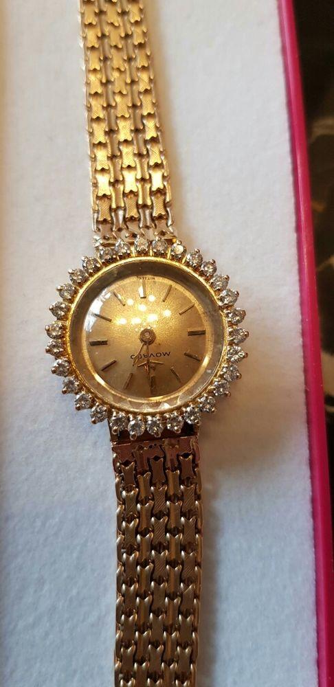 Montre en or/diamant 1500 Mulhouse (68)