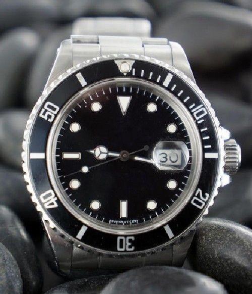 Montre Homme Style  Submariner  Quartz ou Automatique 150 Strasbourg (67)