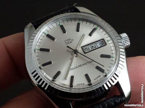 GSI montre mécanique homme DIV0460 80 Metz (57)