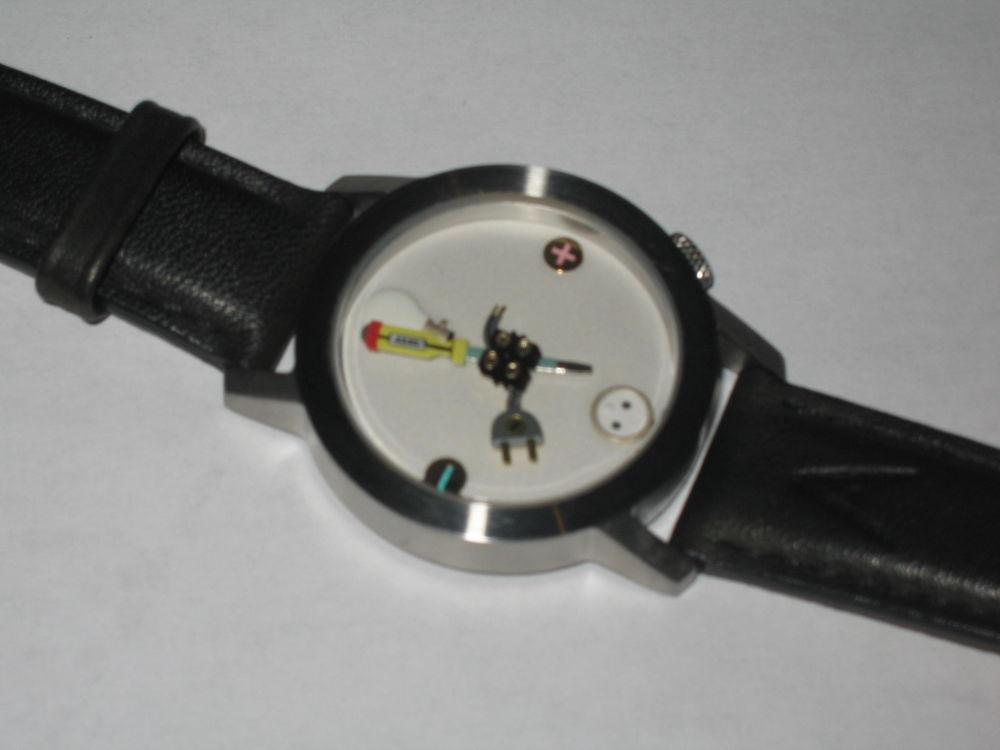 Montre originale Aktéo pour un électricien Bijoux et montres