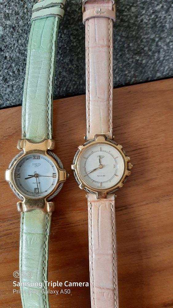 2 montres Fred 0 Saint-James (50)