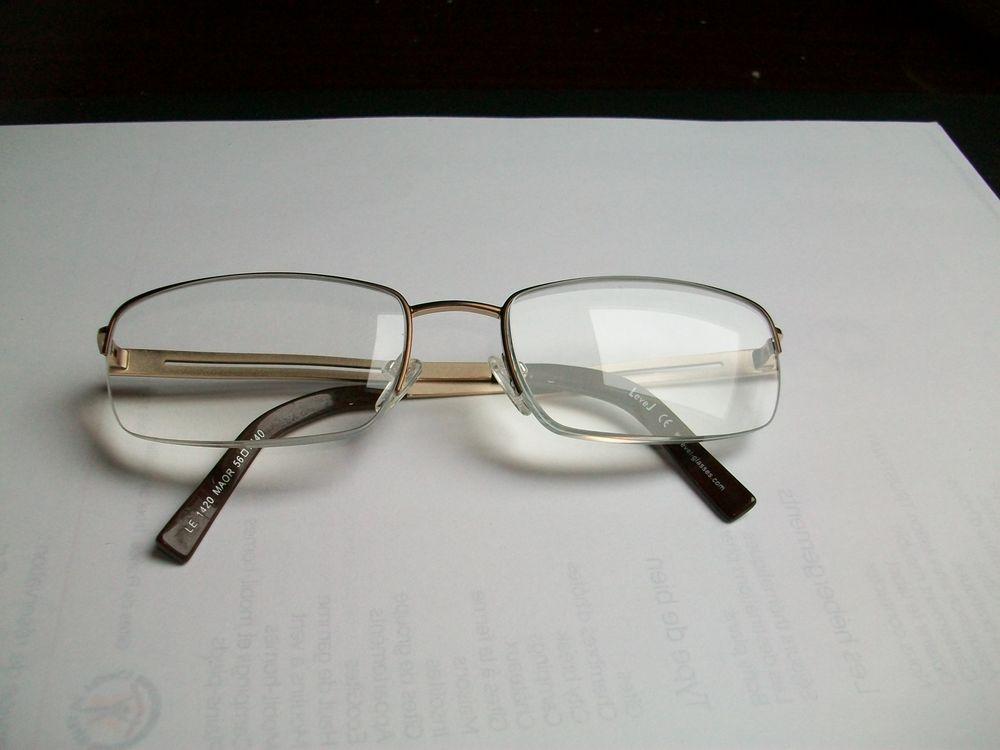 Monture de lunettes de vue 15 Pordic (22)