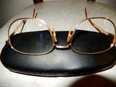 Monture métal doré lunettes de vue homme 6 B�ziers (34)