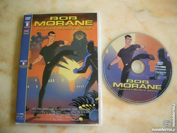 DVD BOB MORANE contre L'OMBRE JAUNE - Dessin Animé 3 Nantes (44)