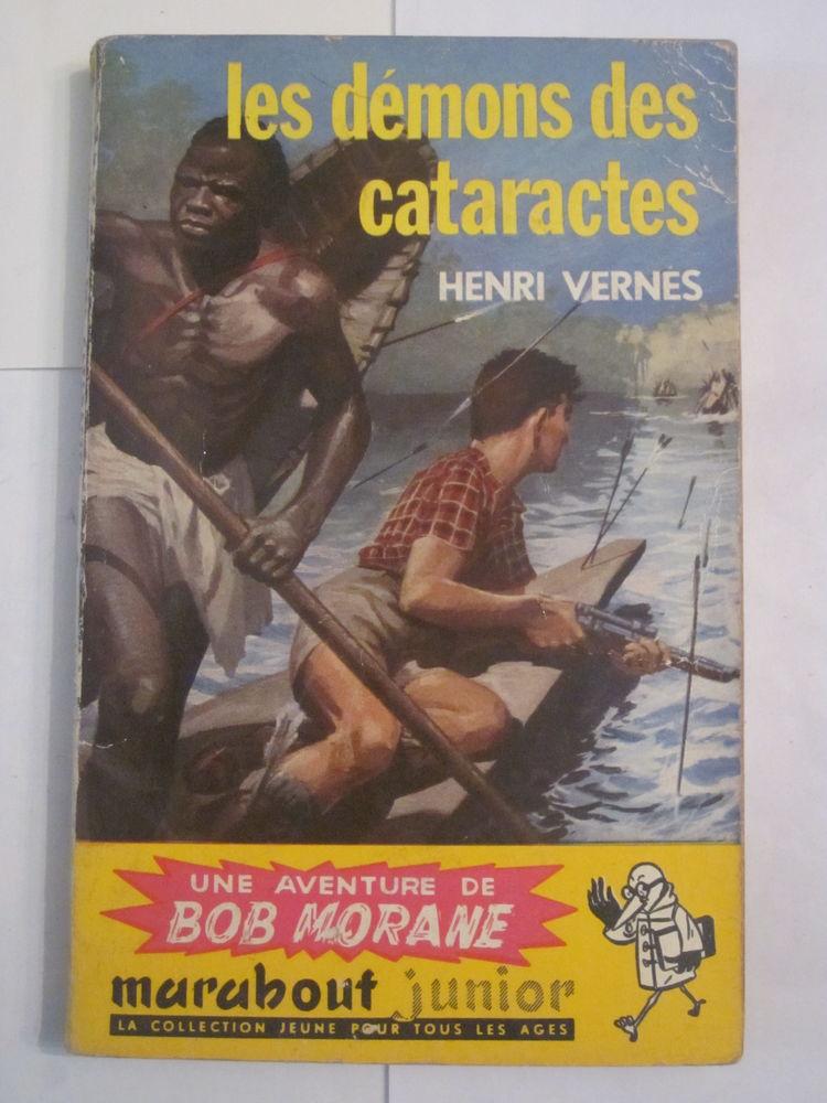 BOB MORANE - LES DEMONS DES CATARACTES 8 Brest (29)