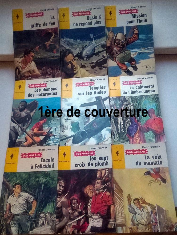 Bob Morane éditions 1963-1964 3 Roncq (59)