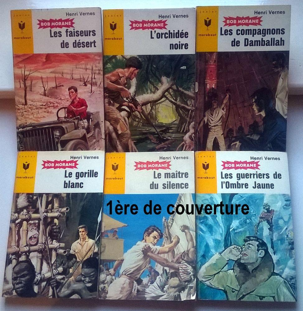 Bob Morane éditions 1965-1967 3 Roncq (59)
