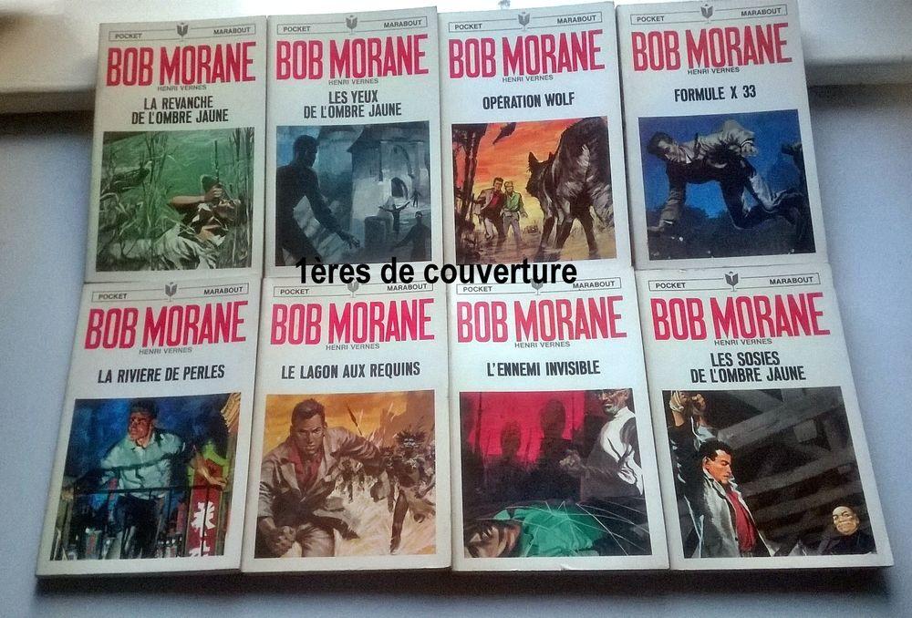 Bob Morane éditions 1968 à 1971 1 Roncq (59)
