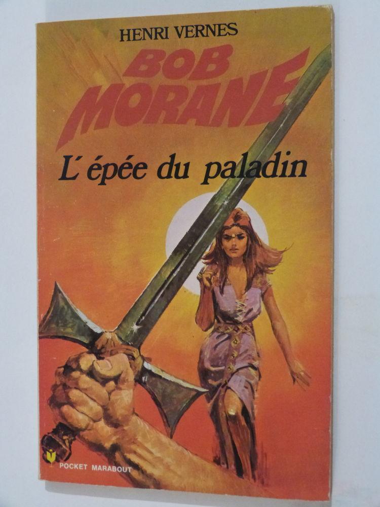 BOB MORANE  -  L  '  EPEE DU PALADIN 5 Brest (29)