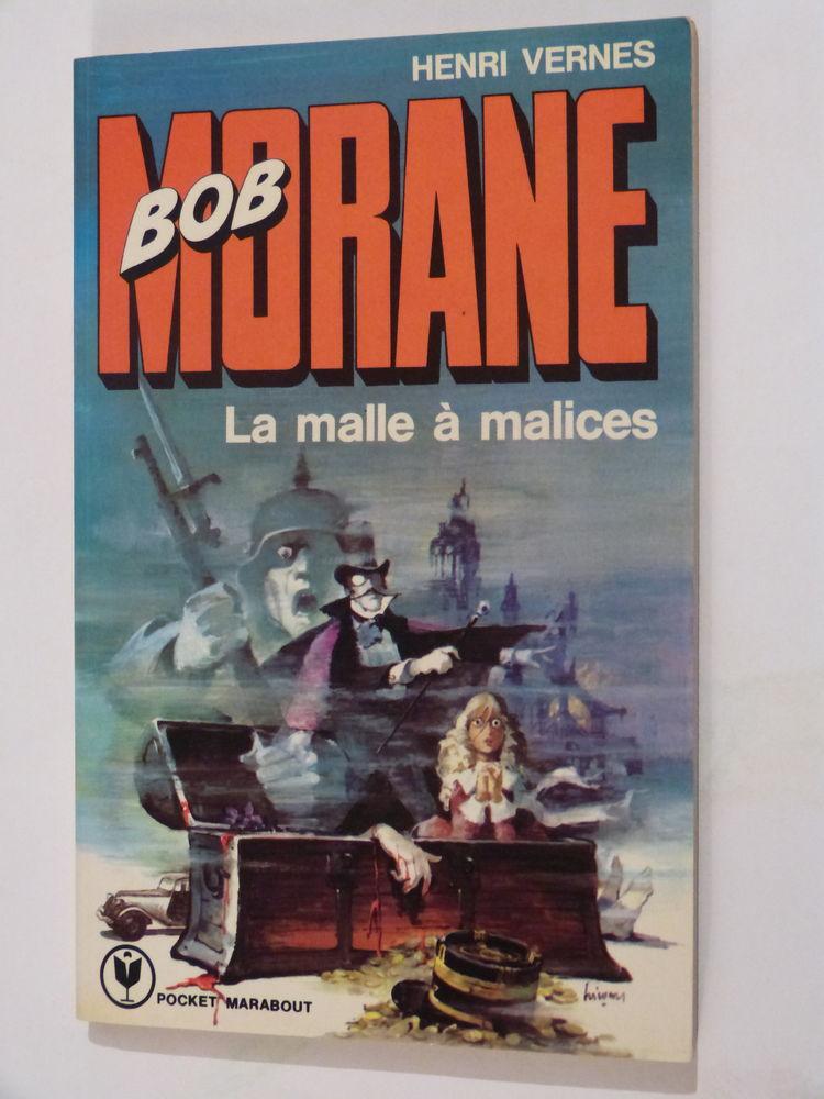 BOB MORANE  -  LA MALLE A MALICES 10 Brest (29)