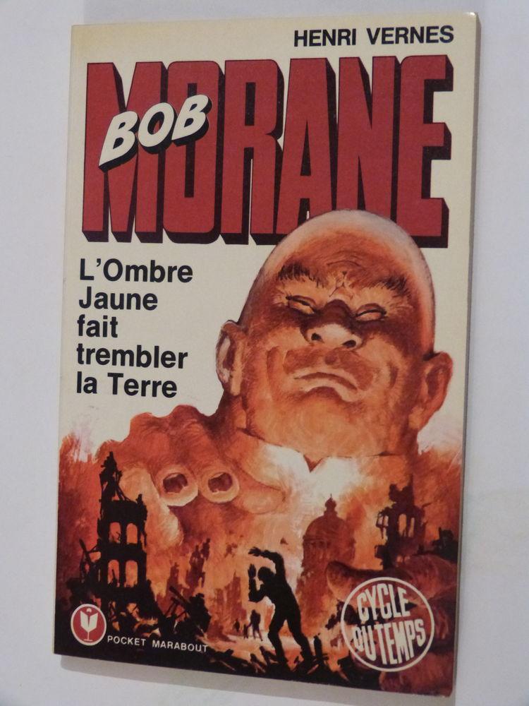 BOB MORANE  -  L '  OMBRE JAUNE FAIT TREMBLER LA TERRE 15 Brest (29)