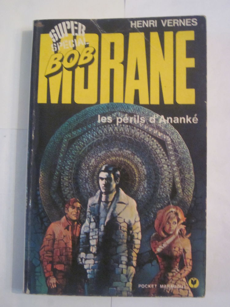 BOB MORANE - LES PERILS D' ANANKE 18 Brest (29)