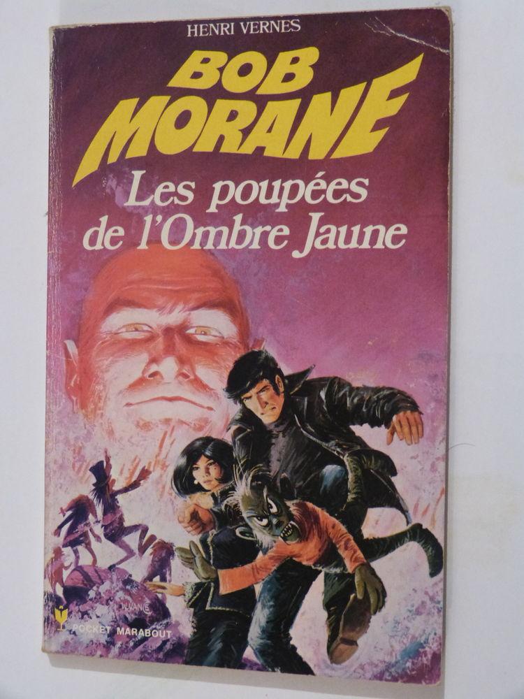 BOB MORANE  -  LES POUPEES DE L '  OMBRE JAUNE 3 Brest (29)