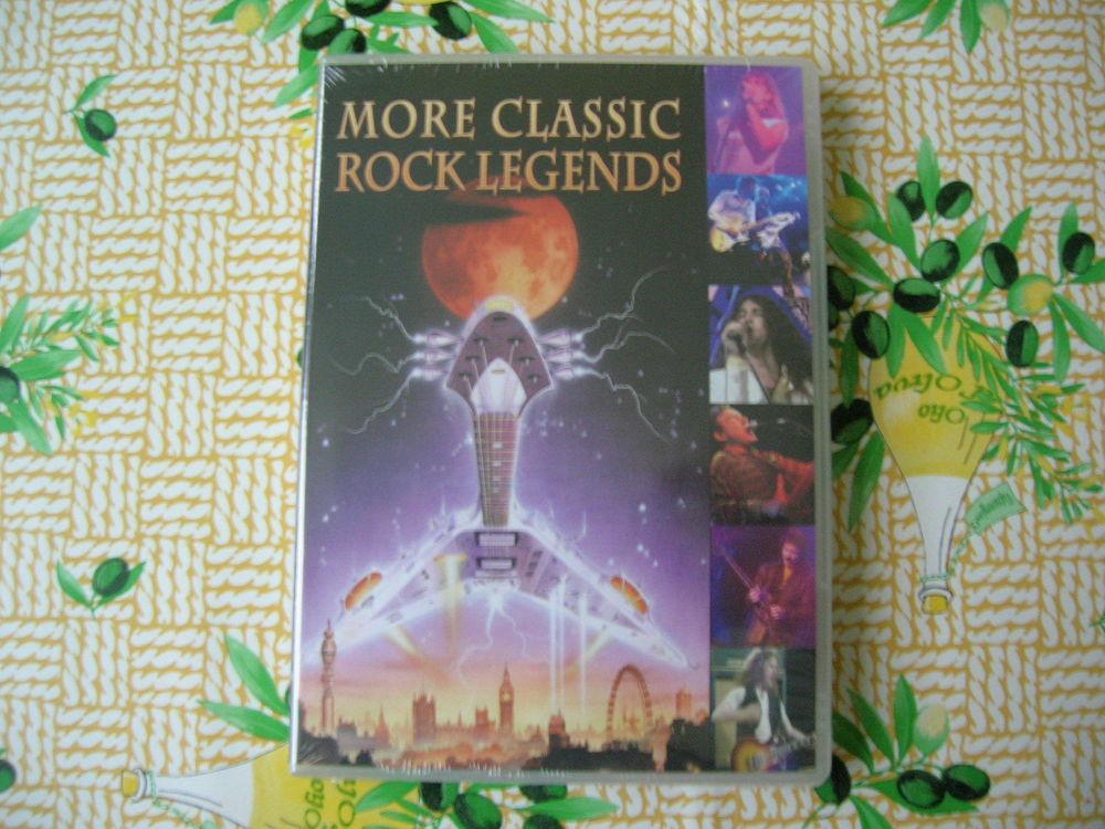 DVD MORE CLASSIC ROCK LEGENDS 13 Nantes (44)