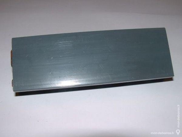 Jeu de mors pour étau avec ressort PVC gris 120mm 4 Farschviller (57)