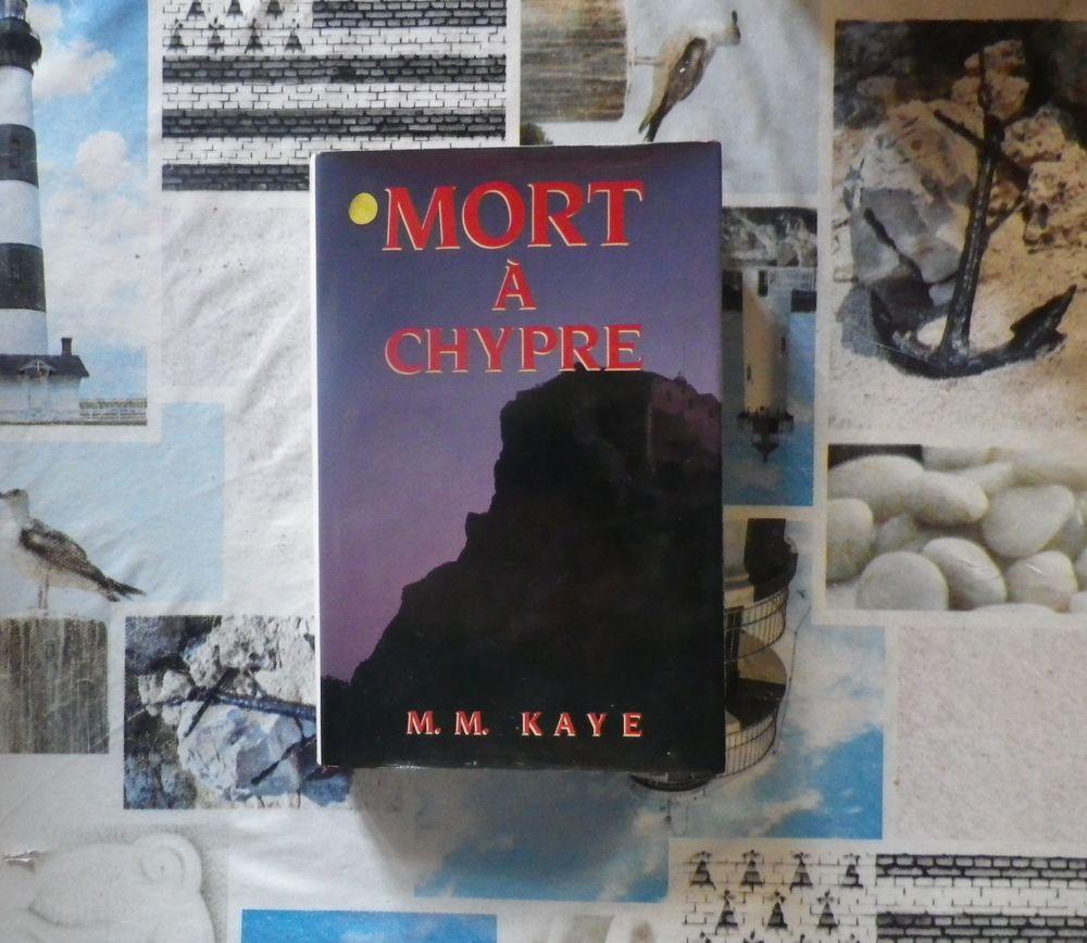 MORT A CHYPRE de M.M. KAYE Ed. France Loisirs 2 Bubry (56)
