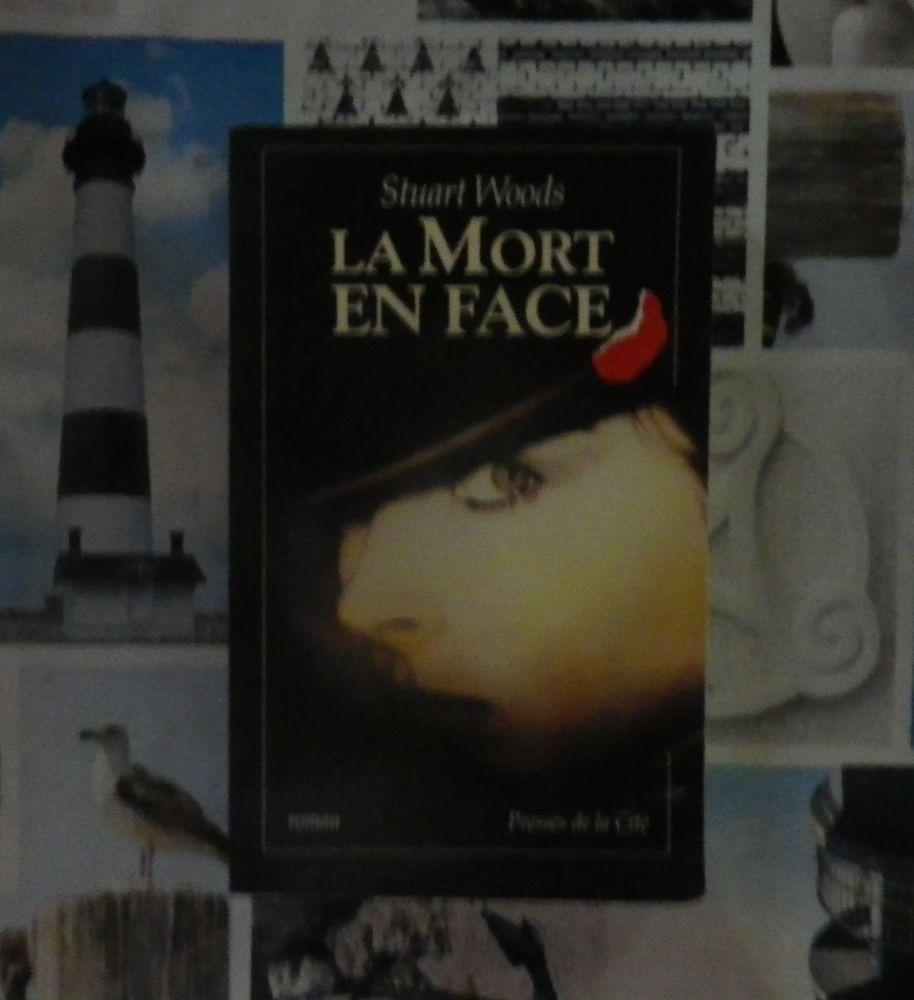 LA MORT EN FACE de Stuart WOODS Ed. Presses de la Cité 4 Bubry (56)