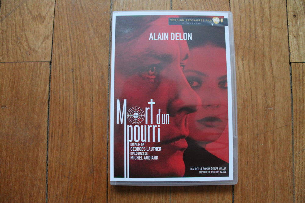 DVD MORT D UN POURRI 8 Dijon (21)