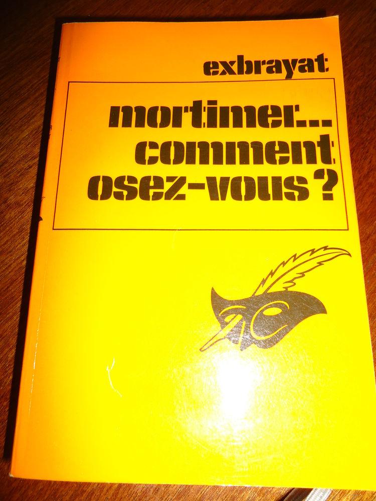 Mortimer comment osez-vous?  3 Doué-la-Fontaine (49)