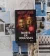 MORTS EN COULISSES de Mary Jane CLARK Ed. France Loisirs Bubry (56)