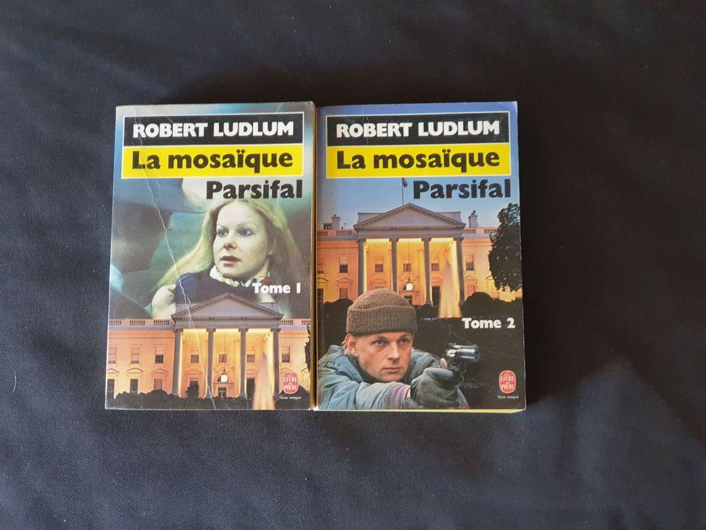 la mosaïque parsifal robert ludlum 1.80 euro tome 1 et 2  0 Marseille 9 (13)