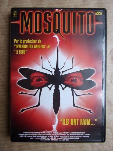 DVD Mosquito DVD et blu-ray