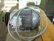 moteur electrique 220/380v avec poulie fonte