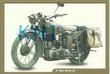 1 C P M , Moto B S A M 20 de 1936