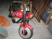 moto électrique 70 Issou (78)