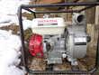 Moto-Pompe HONDA WB-XT DRX