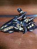 Moto power rangers avec figurine  année 2003 vintage 12 Charnay (69)