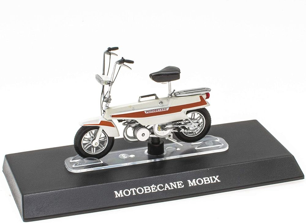 Motobecane MOBIX Mobylette Collection 1/18  20 Coudekerque-Branche (59)