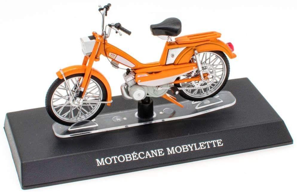 Motobecane Orange Mobylette Collection 1/18 20 Coudekerque-Branche (59)