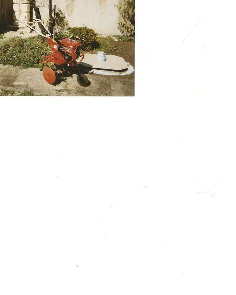 MOTOBINEUSE 170 Orange (84)