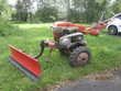 Motoculteur ISEKI + accessoires Jardin