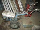 motoculteur staub pp2x moteur bernard type 417  400 Merléac (22)
