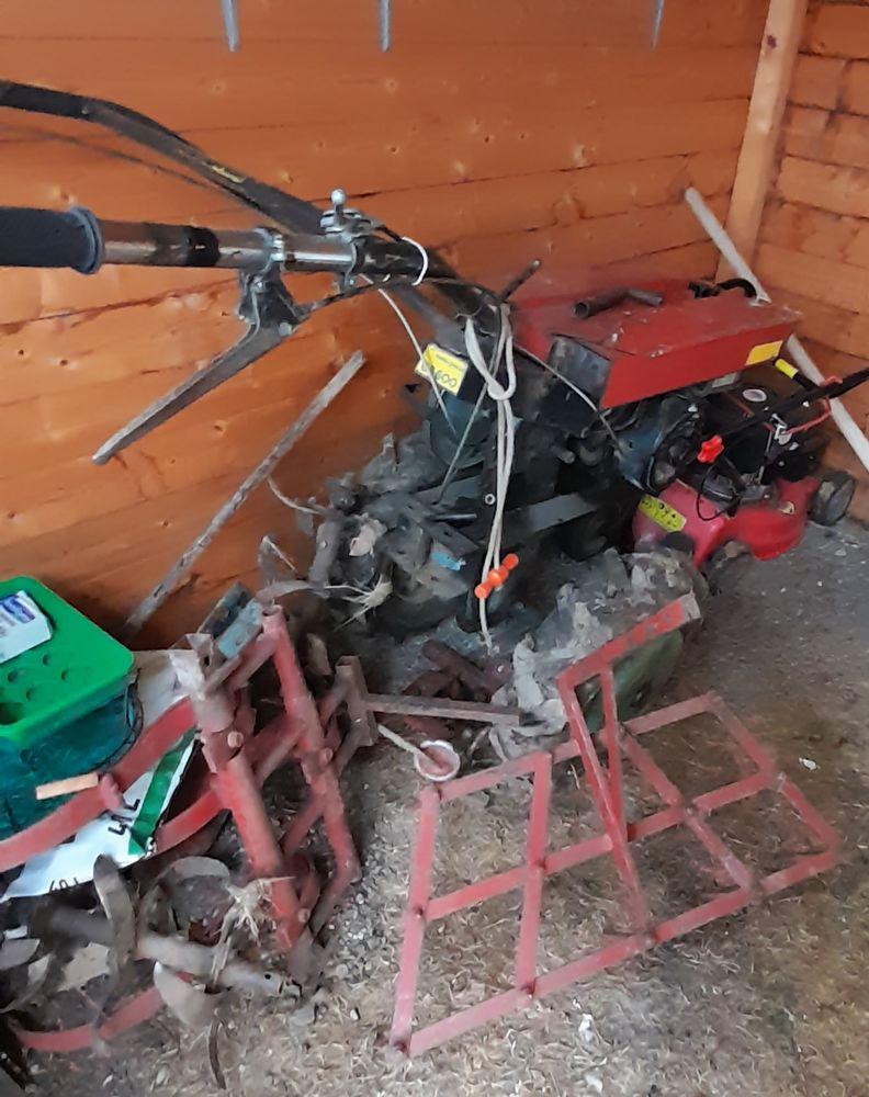 Motoculteur  500 Saint-Gérand-le-Puy (03)