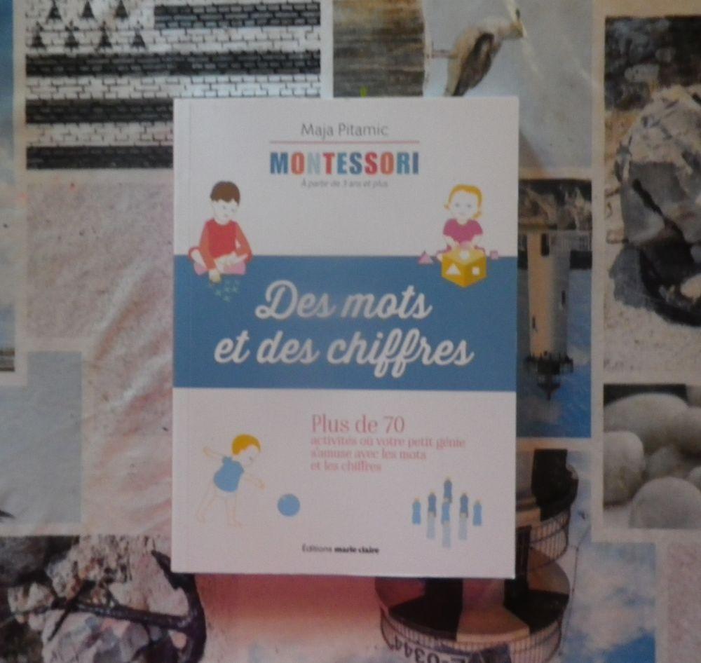 DES MOTS ET DES CHIFFRES (MONTESSORI) 8 Bubry (56)