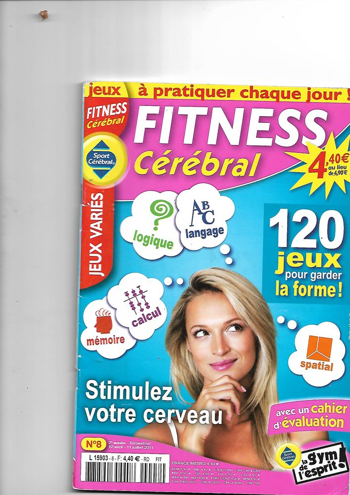 MOTS MELES - MOTS CODES MOTS FITNESS 2 Saint-Denis-en-Val (45)