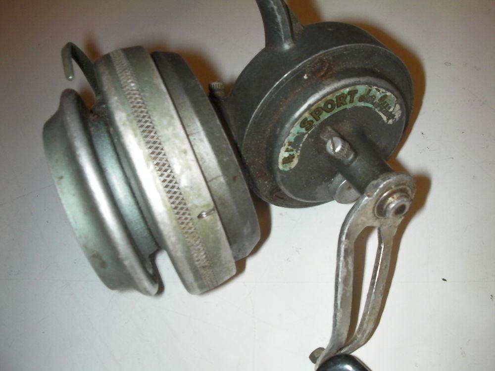 Moulinet lancer lourd R.U SPORT DE LUXE 30 Roques (31)