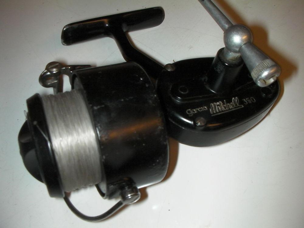 Moulinet lancer mitchell garcia 350