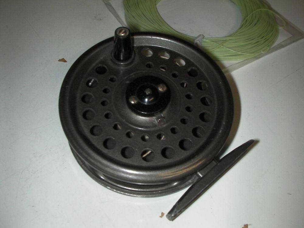 Moulinet mouche INTR2PID. +soie wf N°5 35 Roques (31)